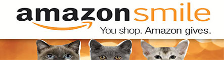 Support TFF by choosing us as your Amazon Smile option!